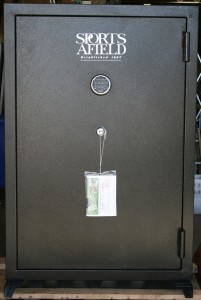 Gun safe front option 2